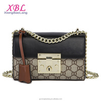 XBL Wholesale leather hand bag women bags 2017 handbag trendy XBL-8549