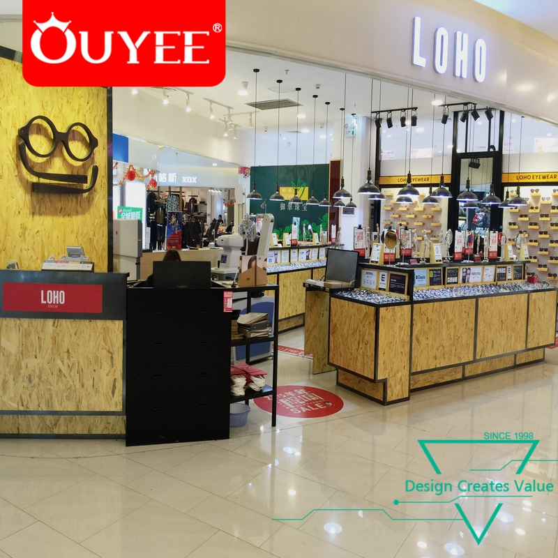 Shop Shelving Display Shelving Wooden Retail Modern Glass Wall Mount Optical Shop Counter Design Buy Optical Shop Counter Designmobile Shop Counter