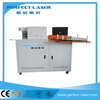 china supplier aluminum / steel channel letter automatic bending machine