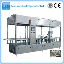 high speed vial washing filling and sealing interlocking production line