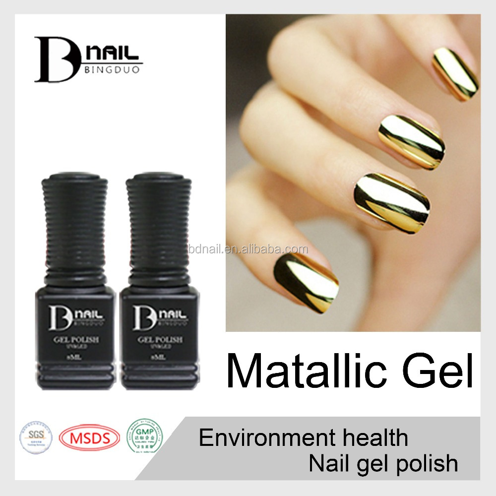 Best Price Metallic Gel Nail Polish High Quality Mirror