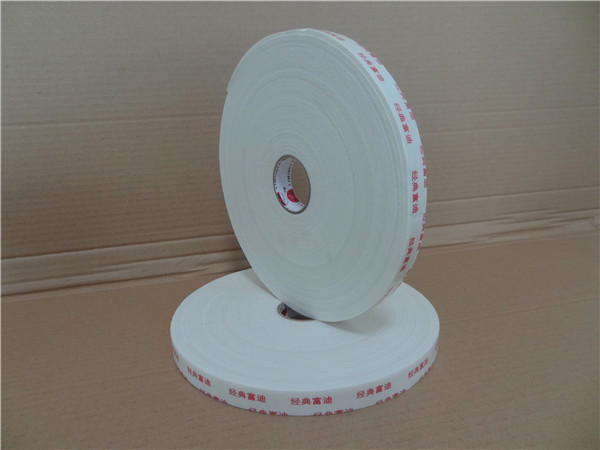 3mm strong adhesive double side foam rubber tape