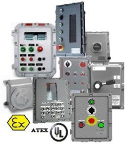 Atex Explosion Proof Junction Box, Atex Explosion Proof
