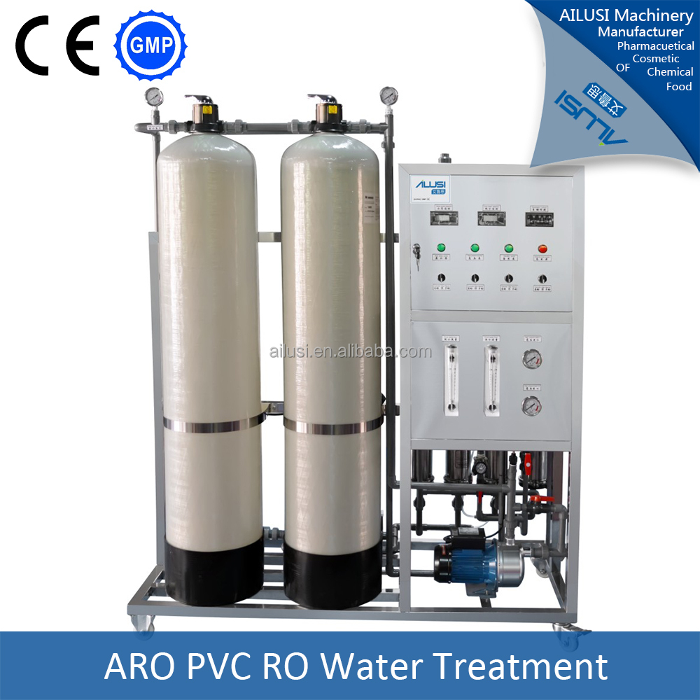 Aro- Commercial Distilled Ro Water Treatment Machine Plant System ...