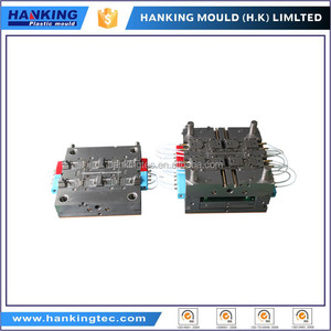 Plastic Injection Mould tooling Shaping Mode and Plastic PP/ABS/PC/PE/PS/TPE/TPR Product Material plastic lipstick mold