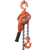 Vital Type 1.5 Ton Chain Block Ratchet Lever Hoist