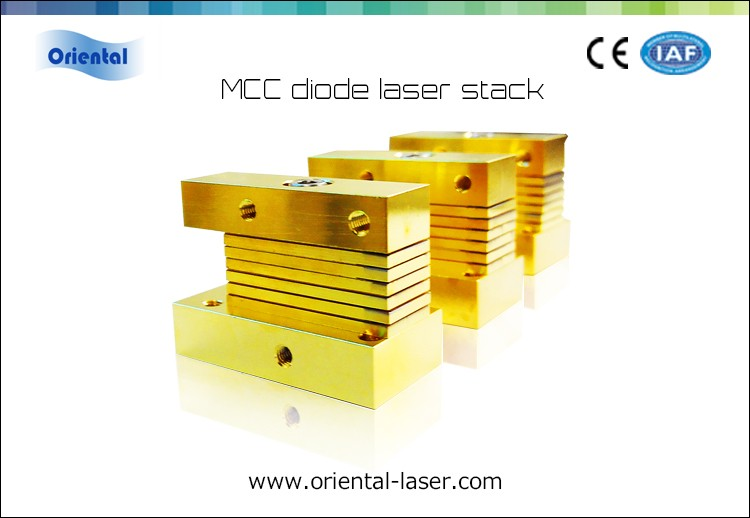 Carefully selected materials Germany Jenoptik bar Diode laser stack