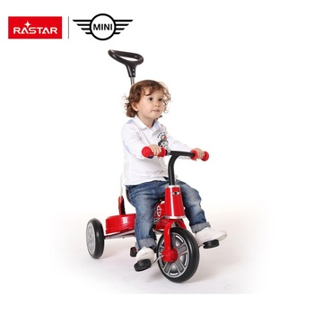 RASTAR MINI licensed 3 wheel tricycle children bike bicycle for kids