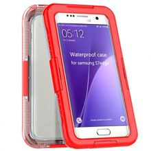 For Samsung S7 EDGE Waterproof Design Most Durable Protective Cell Phone Case