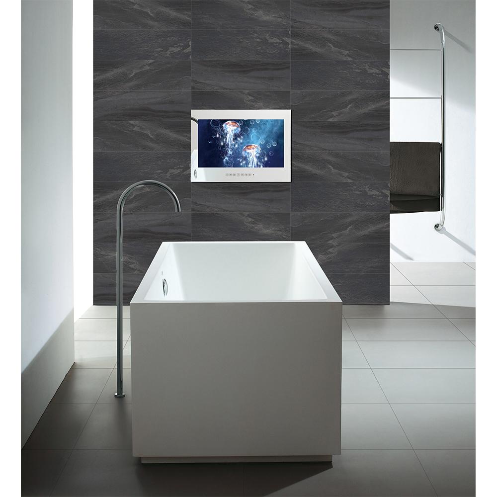 Miroir Salle De Bain Wifi ~ 15 6 miroir intelligent tanche led douche tv salon sans cadre