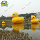 2019 hot product giant inflatable promotion duck,customized inflatable yellow duck cartoon with air pump