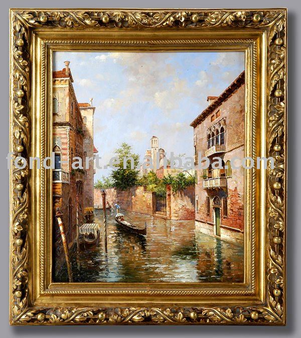 3701 Framed Oil Painting ( Classic Style) - Buy Framed Oil Painting ...