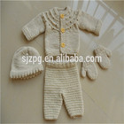 Manufacturer of crochet baby clothes , Crochet Pattern clothes suit