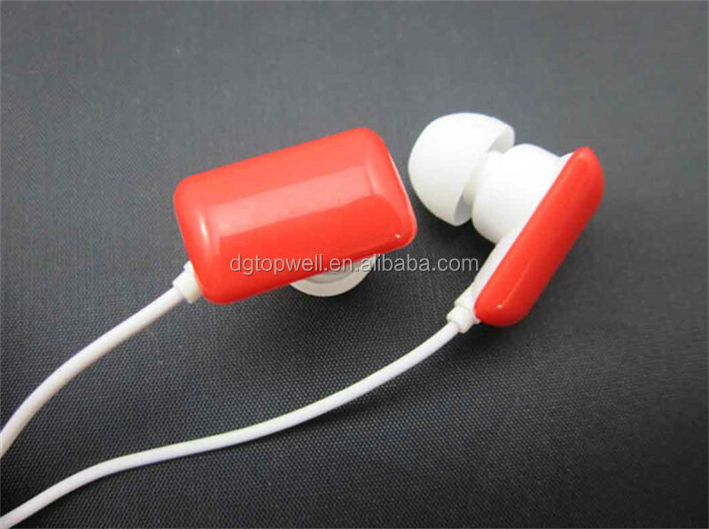Fashion customized earplug tube