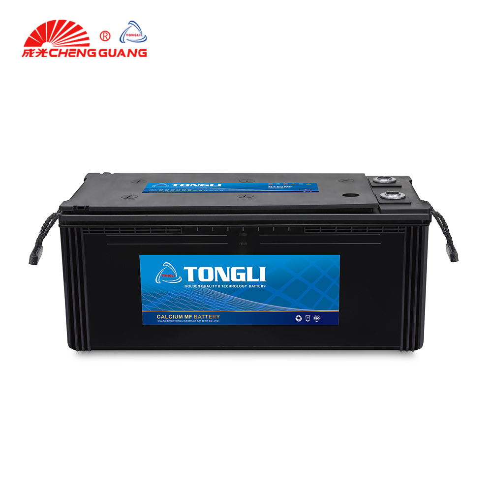 12 V 150AH volvo voiture batterie pour camion ramasser