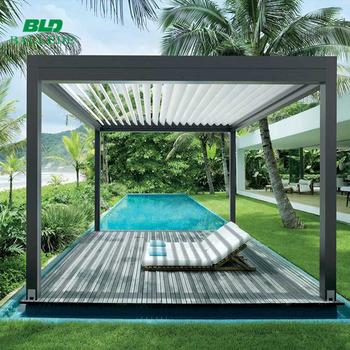 Dach Für Pergola außen schattierung projekt sonne louvre markise für pergola dach und