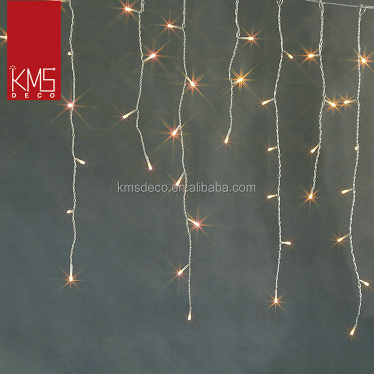 Factory provide 24V twinkling100 christmas lights led for shopping mall use