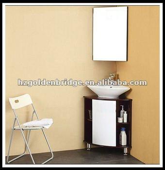 Floor Mounted Pvc Corner Wall Units Bar Cabinet Gbp121