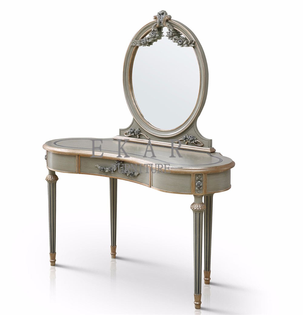 Makeup vanity indian dressing table set dressing table with stool dressing table chair buy - Stool for vanity table ...