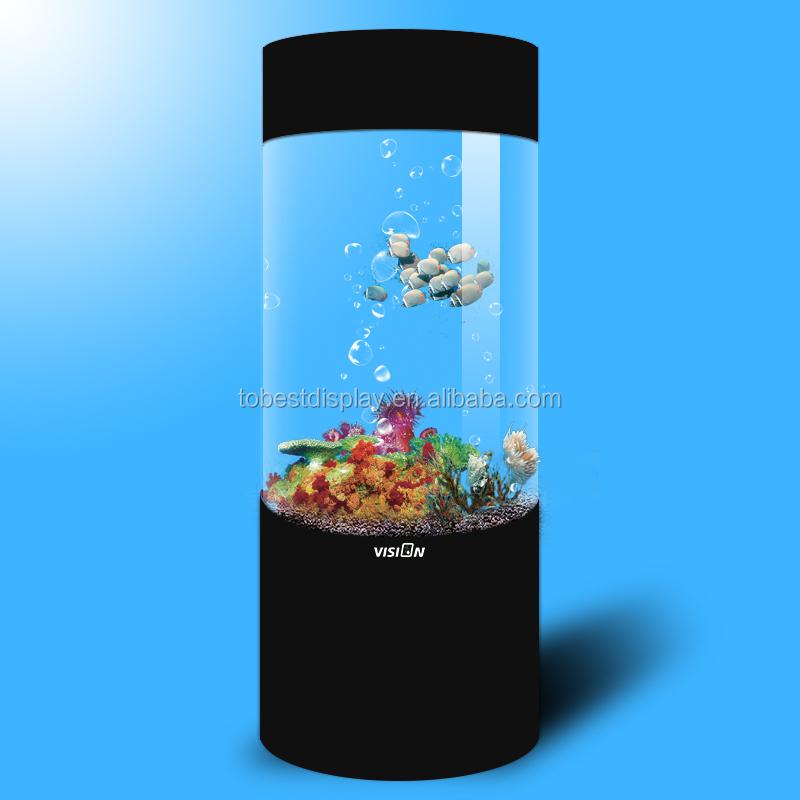 Hot Sale Round Fish Tank,Aquarium Fish Tank Imported,Plexiglass ...