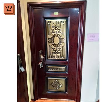 Order Discount Waterproof 24 X 80 Inch Steel Entrance Exterior Door