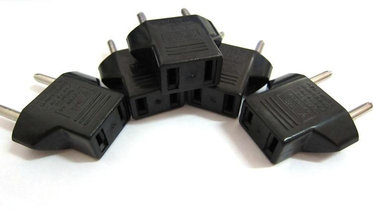 European Standard 220v To 110v 250v To 110v Plug Adapter,Universal ...