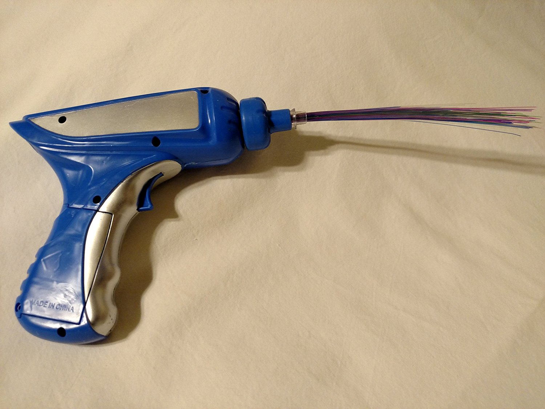 LIght Up Blue Toy Gun for Kids