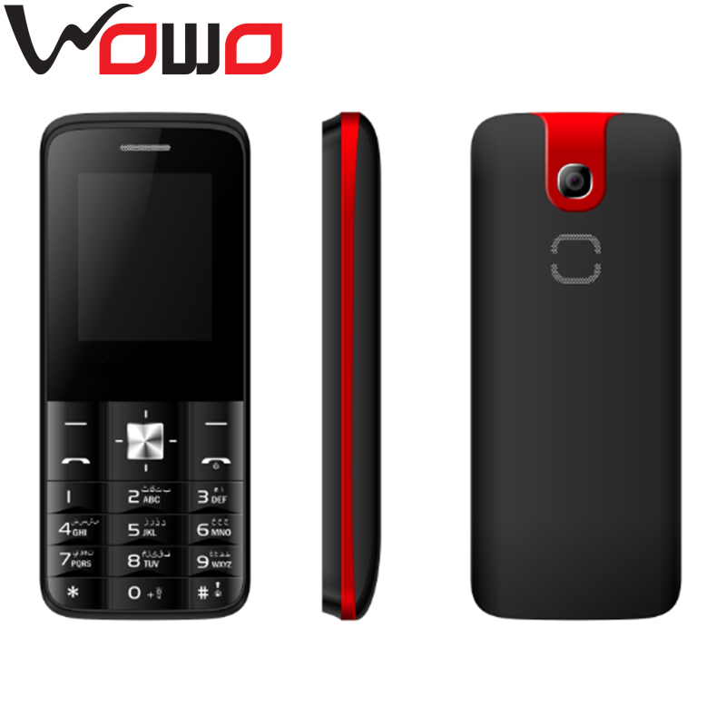 "Factory Price 1.8"" Screen Q1 Cheap Super with Multi Function OEM Feature Phone"