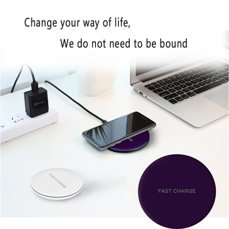 2019 New Technology Universal Usb Travel Power Wireless Charger