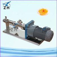 eccentric slurry pump