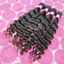 100% natural brazilian deep wave hair virgin hair deep wave