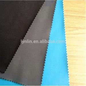 220T Pongee Wicking Machinery Elastic Fabric For Sportswear Jackets
