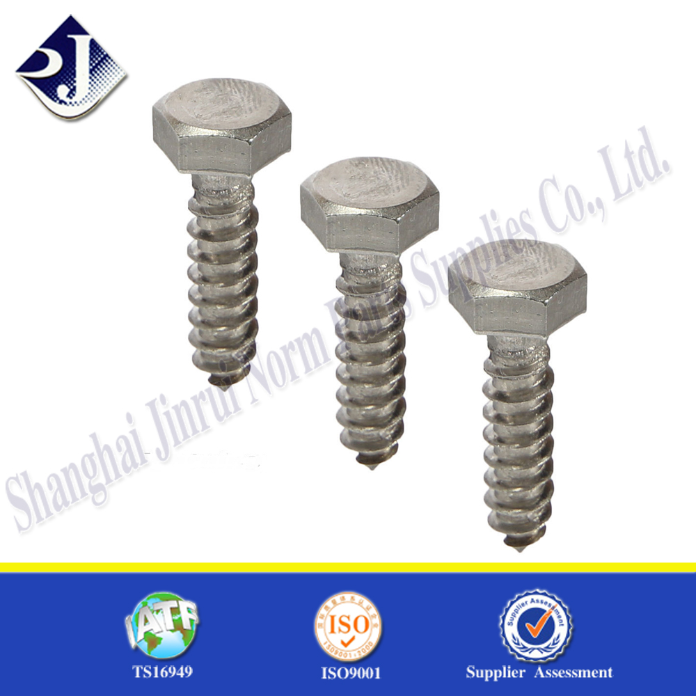 Hot Dip Galvanized 5//8x10 Hex Lag Screws 1