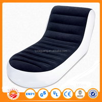 Durable and for business or promotion PVC furniture cheap inflatable sofa