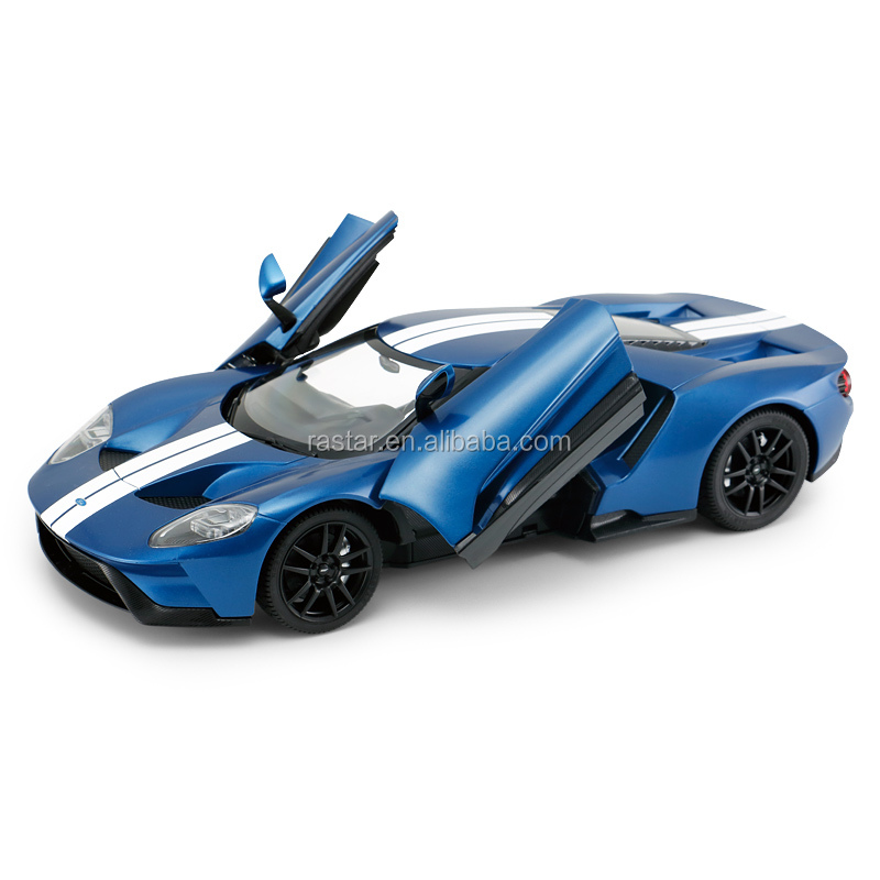 Ford GT realistic car model RASTAR wholesale small electric toy car for big kids