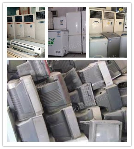 Safety Equipment Waste Home Appliance Recycling Equipment ...
