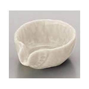bowl kbu129-30-092 [2.92 x 2.49 x 1.19 inch] Japanese tabletop kitchen dish Dainty white one side of the story delicacy [7.4x6.3x3cm] inn restaurant Japanese restaurant business kbu129-30-092