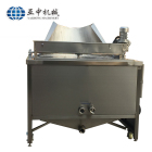 Industrial Frying Machine Potato Chips Deep Fryer Machine With Factory Price