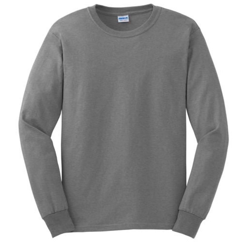 Gray long sleeve t shirt is shirt for What is a long sleeve t shirt