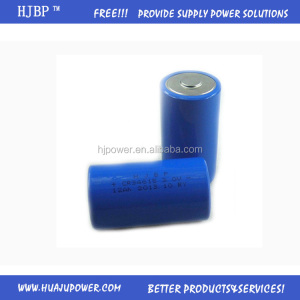 OEM&ODM Li-MnO2 Battery 3.0V 2cr5 6.0v lithium Battery in Rechargeable Batteries for Heart Pacemaker