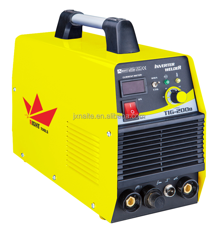 TIG WS 200 inverter welding machine