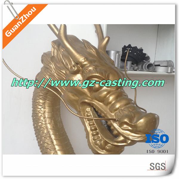 Animal Sculpture Oem & Customized Aluminum Bronze Casting From ...