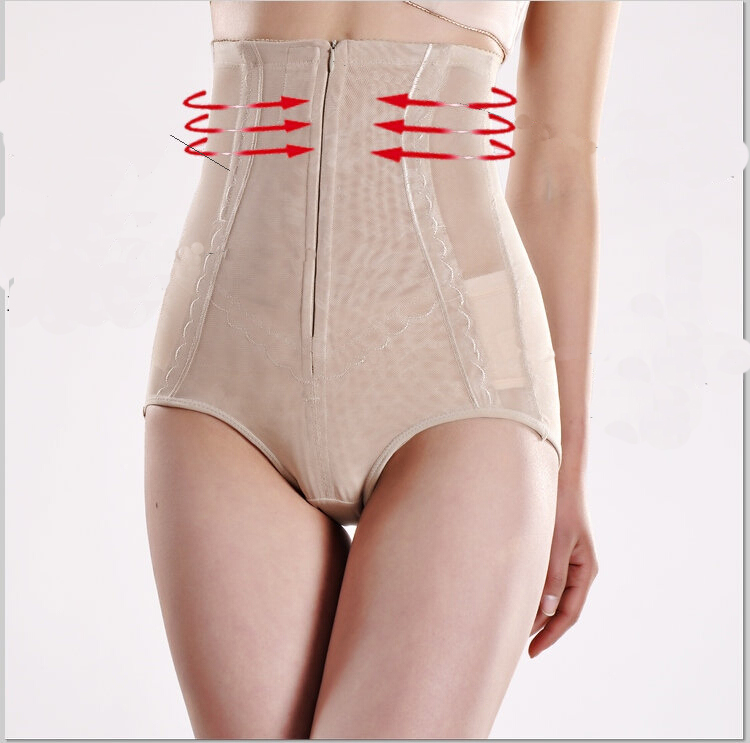 378ff94c1d057 Get Quotations · High waist panties tummy tuck butt lifter with tummy  control weight loss corset tummy trimmer women