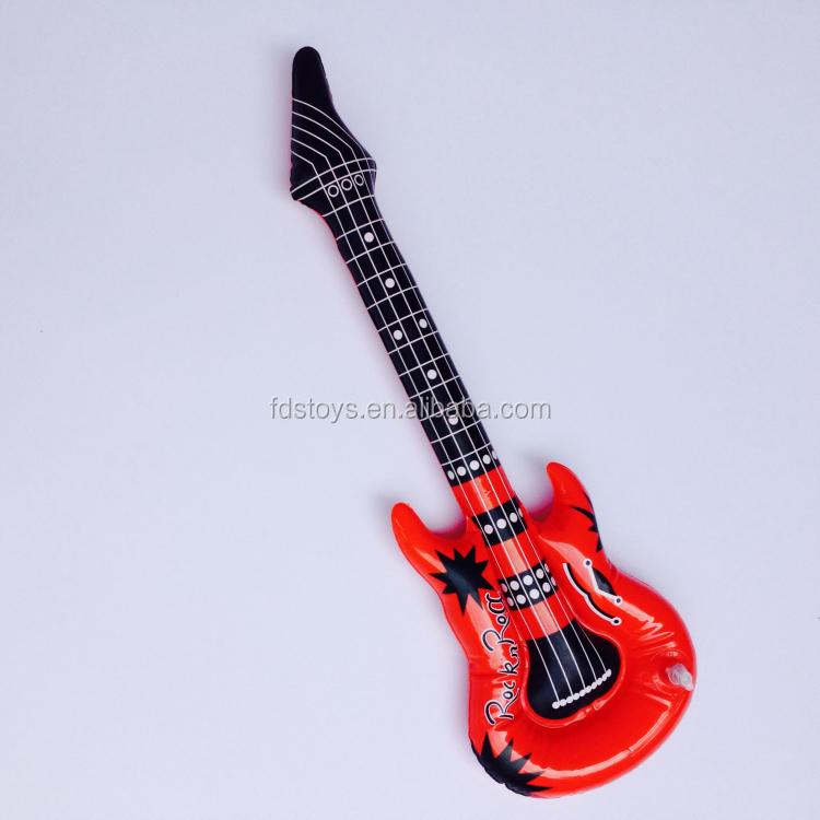 guitare electrique gonflable