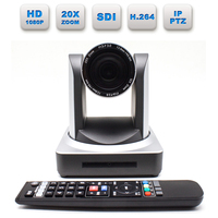 China supplier IP control 1080P 20x optical zoom cheap small video ptz ip camera