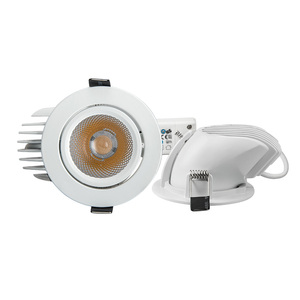wholesale 10w rotatable ceiling light LED Gimbal Downlight