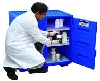 Acid Corrosive Cabinet / Polyethylene Acid Storage Cabinets