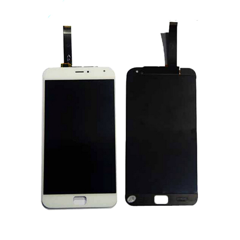 "1PCS Original LCD Display + Digitizer Touch Screen Replacement For Meizu MX4 Pro 5.5"" Cell Phone Parts White"
