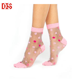 DS-I-1484 women see through socks women thin socks women nylon socks