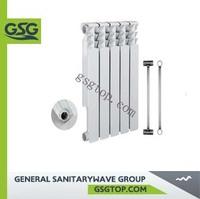 GSG Radiator RAD-B-500A4 bimetallic central heating radiators/Aluminium Radiator For Home